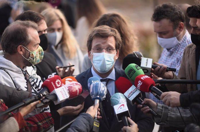 Almeida subraya que la situación de Madrid