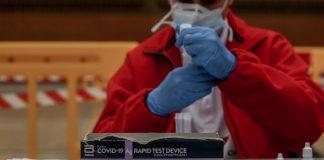La Comunidad de Madrid ha hecho casi tres millones de PCR y test de antígenos desde el inicio de la pandemia