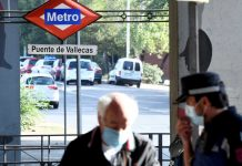 Madrid levantará restricciones de movilidad a 13 zonas básicas de salud, cuatro de ellas en Puente de Vallecas