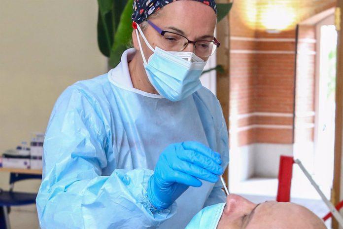 La Comunidad realizará test de antígenos en otras 13 zonas básicas de salud a partir de este lunes