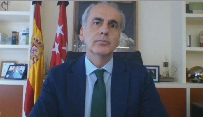 Escudero condena que el Ministerio de Sanidad no ha enviado a Madrid el plan de Navidad que tratarán esta tarde