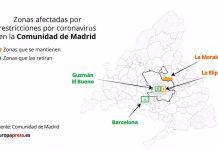 Madrid levanta las restricciones en Guzmán el Bueno y las extiende en La Elipa