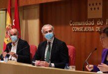 Zonas básicas de salud de Andrés Mellado en Chamberí y Sanchinarro en Hortaleza tendrán restricciones desde el lunes